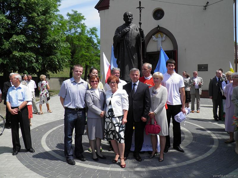 25 lecie kapłaństwa ks. Leszka Kapeli 2011 r. (12.06.2011) [108]
