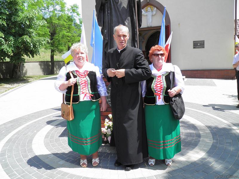 25 lecie kapłaństwa ks. Leszka Kapeli 2011 r. (12.06.2011) [112]