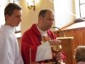25 lecie kapłaństwa ks. Leszka Kapeli 2011 r. (12.06.2011) [086]