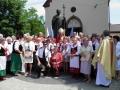 25 lecie kapłaństwa ks. Leszka Kapeli 2011 r. (12.06.2011) [103]