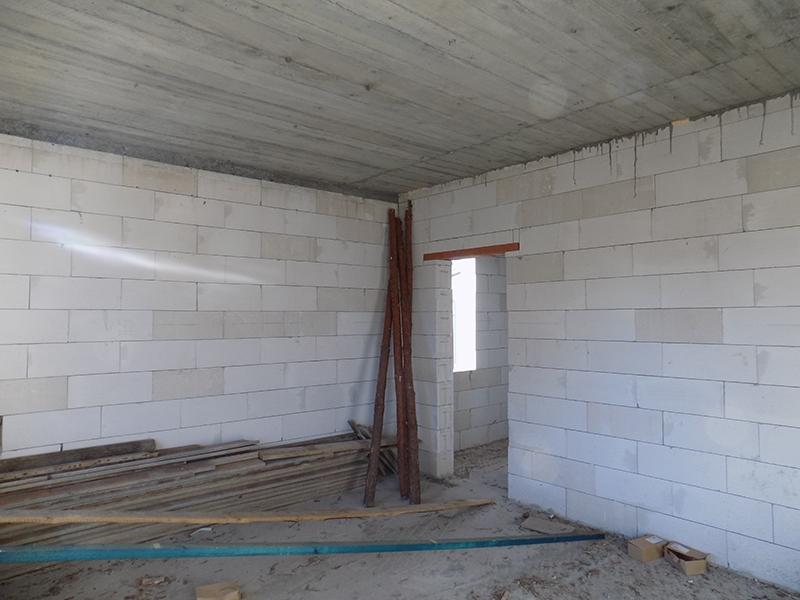Budowa nowej plebanii [029] (14.10.2018)