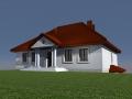 Budowa nowej plebanii [001] (05.2017) (wizualizacja budynku)