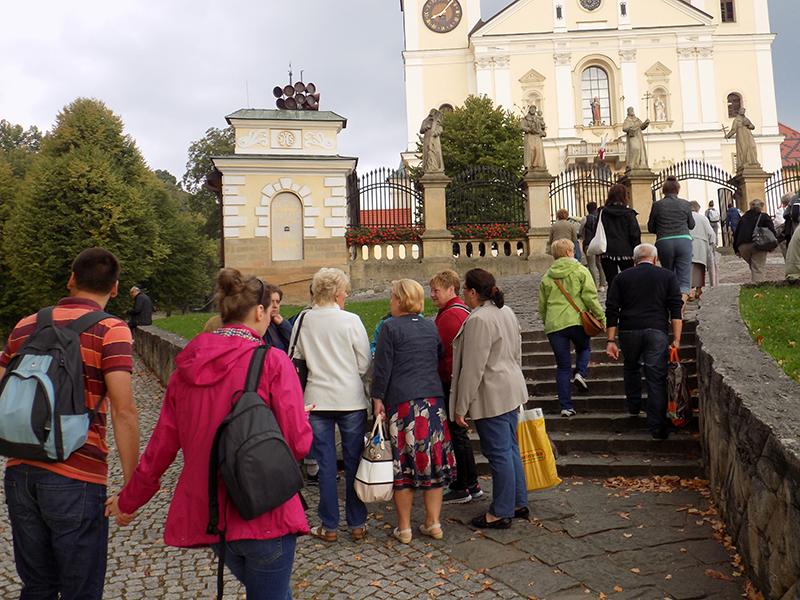 Diecezjalna Pielgrzymka do Kalwarii Zebrzydowskiej 2016 r. (17.09.2016) [004]