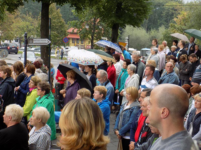 Diecezjalna Pielgrzymka do Kalwarii Zebrzydowskiej 2016 r. (17.09.2016) [017]