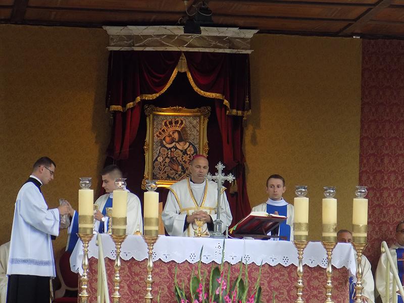 Diecezjalna Pielgrzymka do Kalwarii Zebrzydowskiej 2016 r. (17.09.2016) [022]