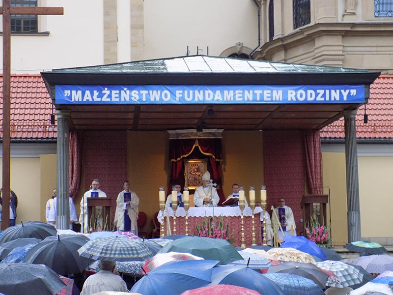 Diecezjalna Pielgrzymka do Kalwarii Zebrzydowskiej 2016 r. (17.09.2016) [029]