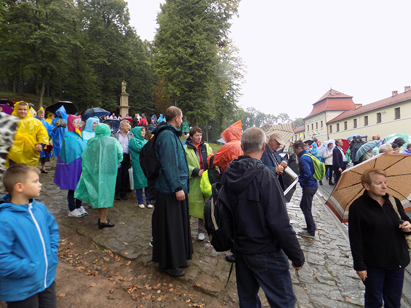 Diecezjalna Pielgrzymka do Kalwarii Zebrzydowskiej 2016 r. (17.09.2016) [031]