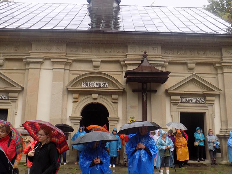 Diecezjalna Pielgrzymka do Kalwarii Zebrzydowskiej 2016 r. (17.09.2016) [039]