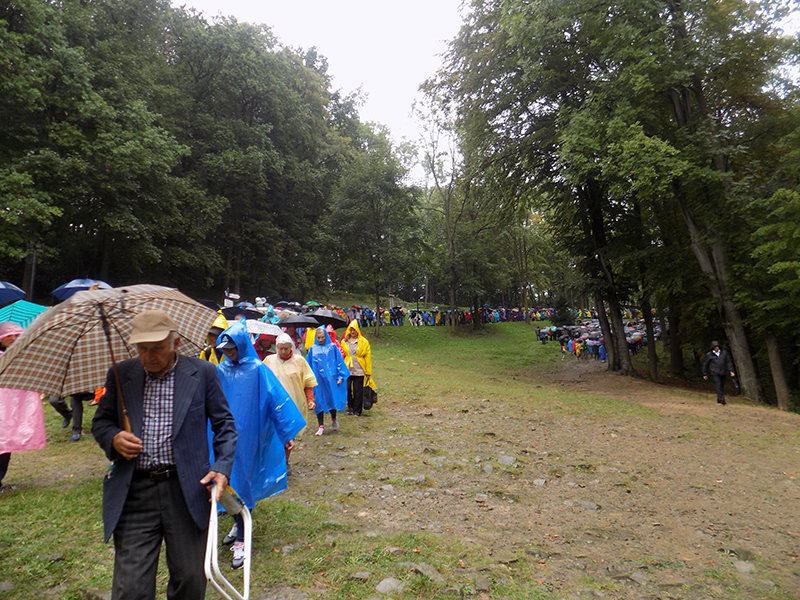 Diecezjalna Pielgrzymka do Kalwarii Zebrzydowskiej 2016 r. (17.09.2016) [041]
