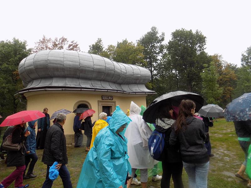 Diecezjalna Pielgrzymka do Kalwarii Zebrzydowskiej 2016 r. (17.09.2016) [046]
