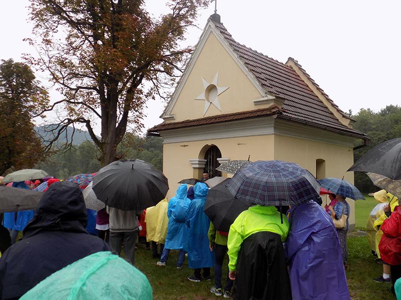 Diecezjalna Pielgrzymka do Kalwarii Zebrzydowskiej 2016 r. (17.09.2016) [056]