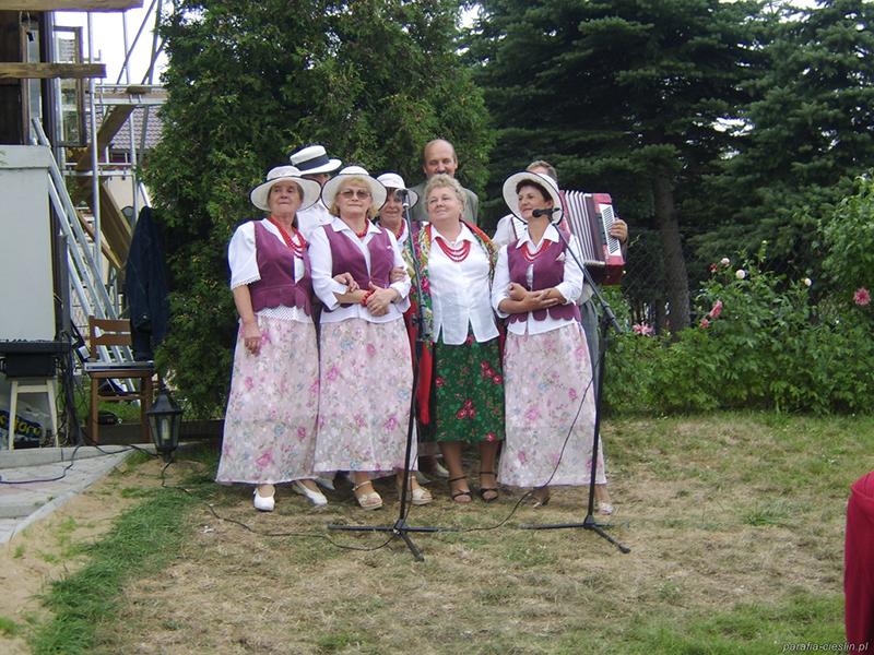 """Dożynki Parafialne """"Na Stawach"""" 2007 (02.09.2007) [002]"""