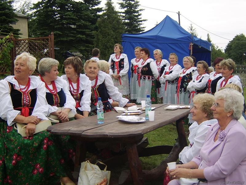 """Dożynki Parafialne """"Na Stawach"""" 2007 (02.09.2007) [003]"""