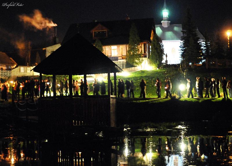 """Droga Krzyżowa """"Na Stawach"""" 2009 r. (10.04.2009) [010]"""