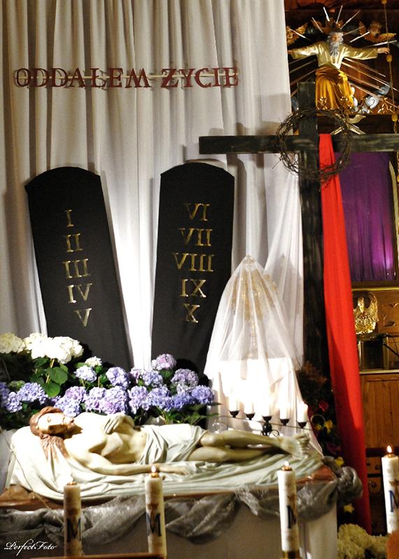 """Droga Krzyżowa """"Na Stawach"""" 2009 r. (10.04.2009) [014]"""