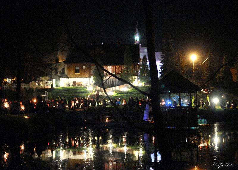 """Droga Krzyżowa """"Na Stawach"""" 2011 r. (22.04.2011) [008]"""