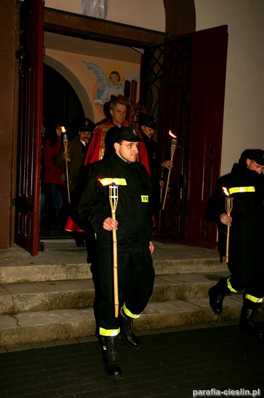 """Droga Krzyżowa """"Na Stawach"""" 2012 r. (06.04.2012) [003]"""