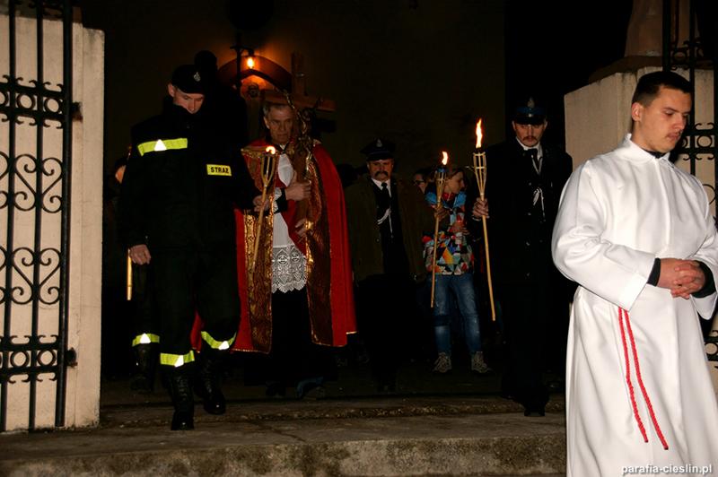 """Droga Krzyżowa """"Na Stawach"""" 2012 r. (06.04.2012) [008]"""