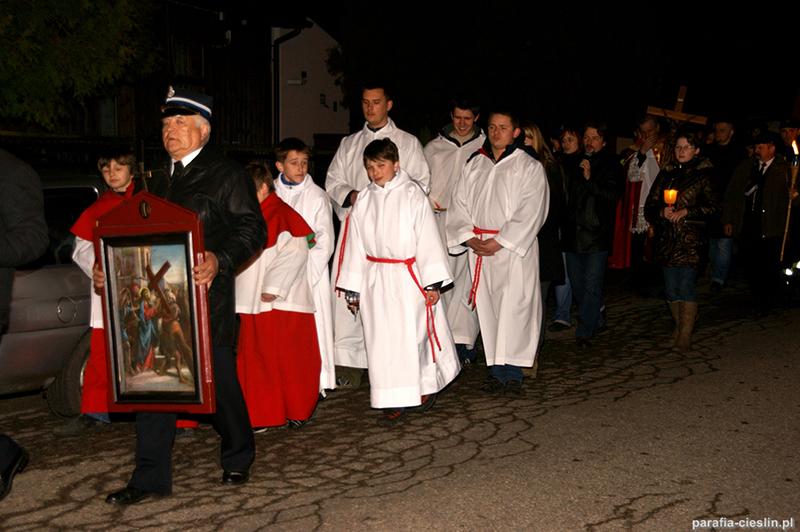 """Droga Krzyżowa """"Na Stawach"""" 2012 r. (06.04.2012) [014]"""