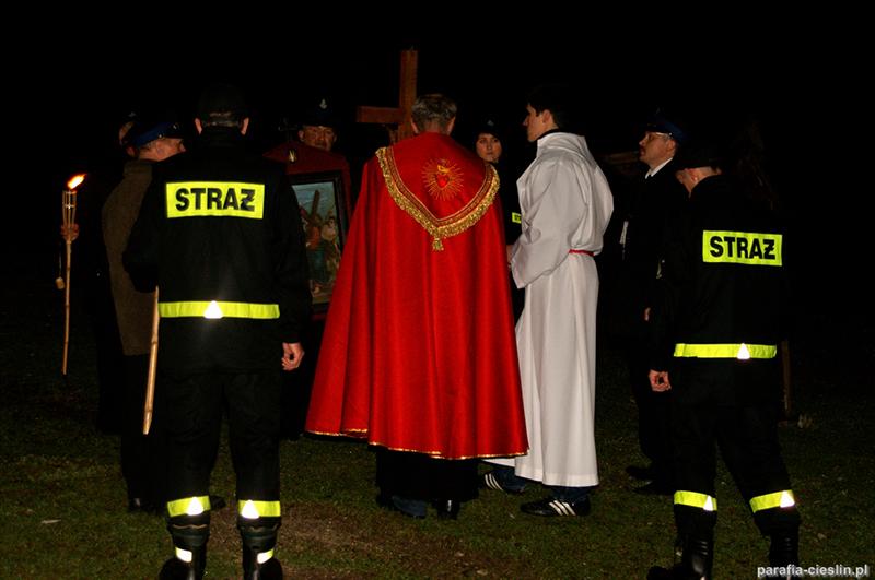 """Droga Krzyżowa """"Na Stawach"""" 2012 r. (06.04.2012) [029]"""