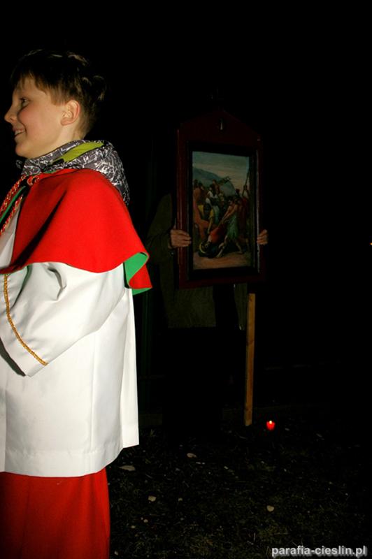 """Droga Krzyżowa """"Na Stawach"""" 2012 r. (06.04.2012) [037]"""
