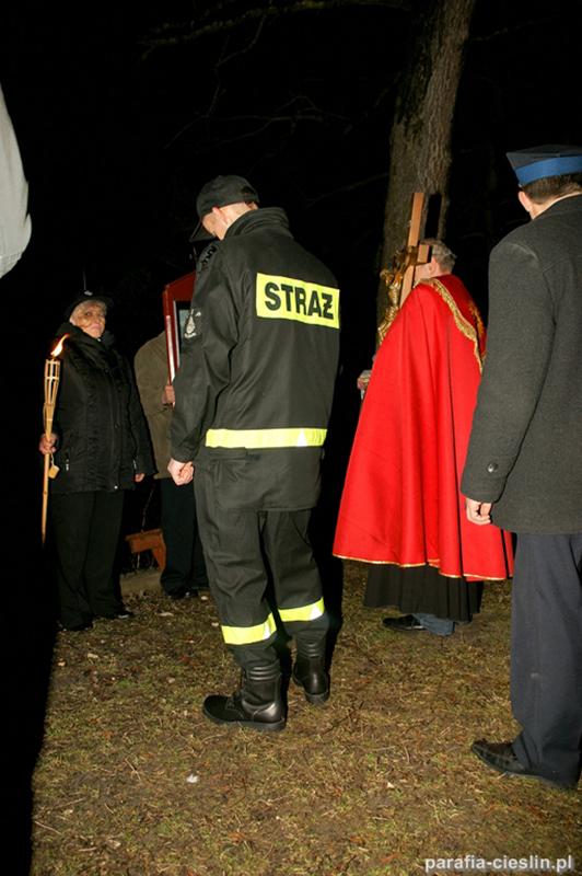 """Droga Krzyżowa """"Na Stawach"""" 2012 r. (06.04.2012) [038]"""