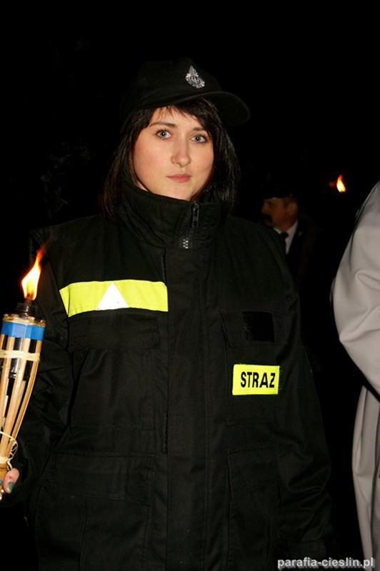 """Droga Krzyżowa """"Na Stawach"""" 2012 r. (06.04.2012) [042]"""