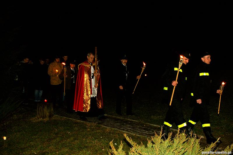 """Droga Krzyżowa """"Na Stawach"""" 2012 r. (06.04.2012) [056]"""
