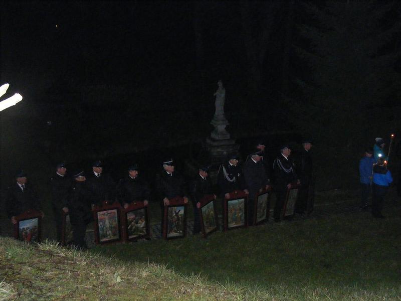 """Droga Krzyżowa """"Na Stawach"""" 2015 r. (27.03.2015) [016]"""