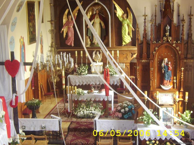 I Komunia Święta 2006 r. (06.05.2006) [001]