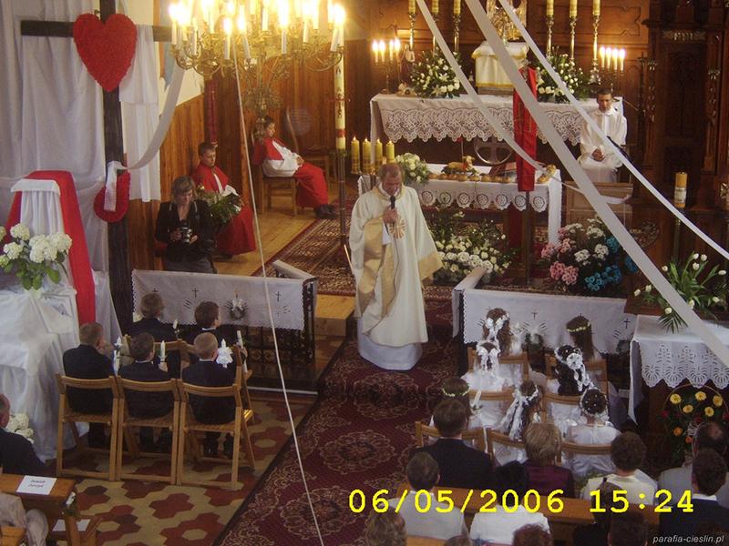 I Komunia Święta 2006 r. (06.05.2006) [002]