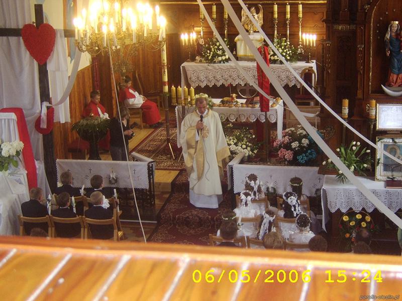 I Komunia Święta 2006 r. (06.05.2006) [003]