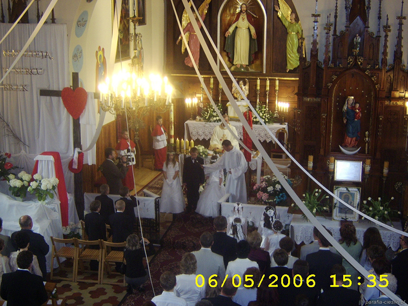 I Komunia Święta 2006 r. (06.05.2006) [008]