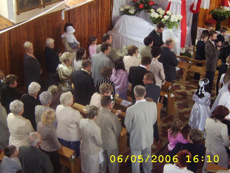 I Komunia Święta 2006 r. (06.05.2006) [018]