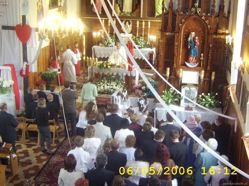 I Komunia Święta 2006 r. (06.05.2006) [020]