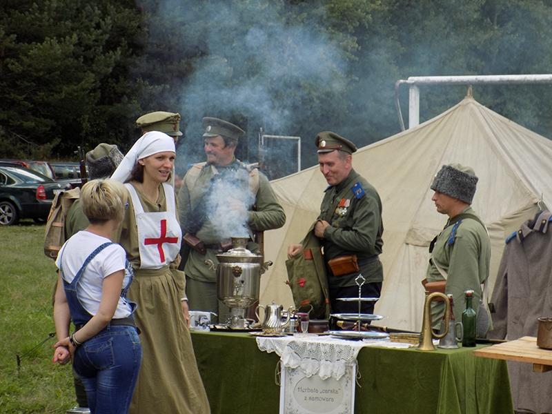 """IV Piknik Historyczny """"JURA 1914"""" w Krzywopłotach (09.09.2017 [005]"""