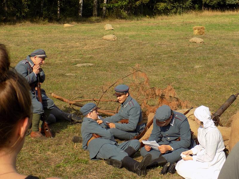 """IV Piknik Historyczny """"JURA 1914"""" w Krzywopłotach (09.09.2017 [038]"""