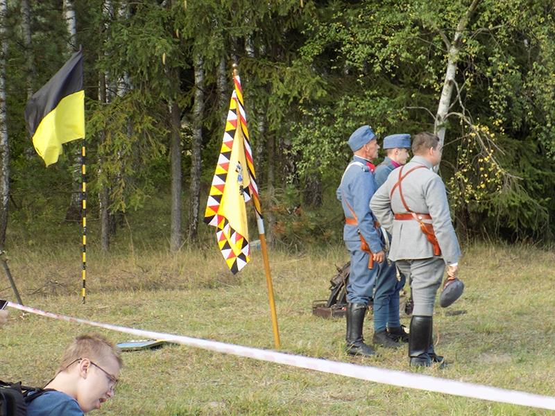"""IV Piknik Historyczny """"JURA 1914"""" w Krzywopłotach (09.09.2017 [039]"""