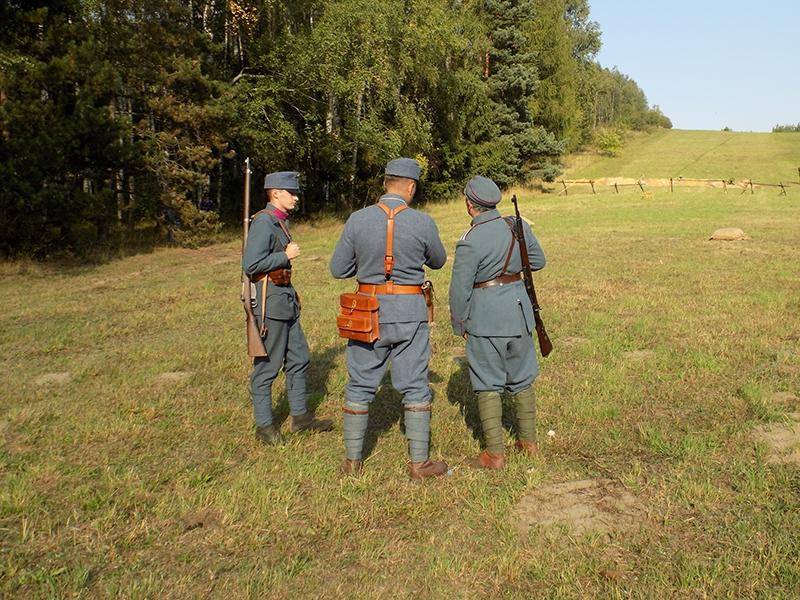 """IV Piknik Historyczny """"JURA 1914"""" w Krzywopłotach (09.09.2017 [042]"""