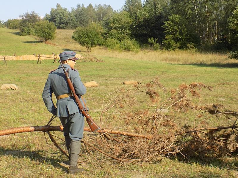 """IV Piknik Historyczny """"JURA 1914"""" w Krzywopłotach (09.09.2017 [043]"""