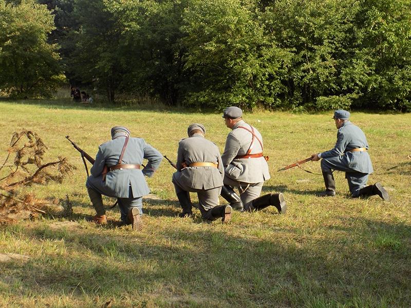 """IV Piknik Historyczny """"JURA 1914"""" w Krzywopłotach (09.09.2017 [045]"""