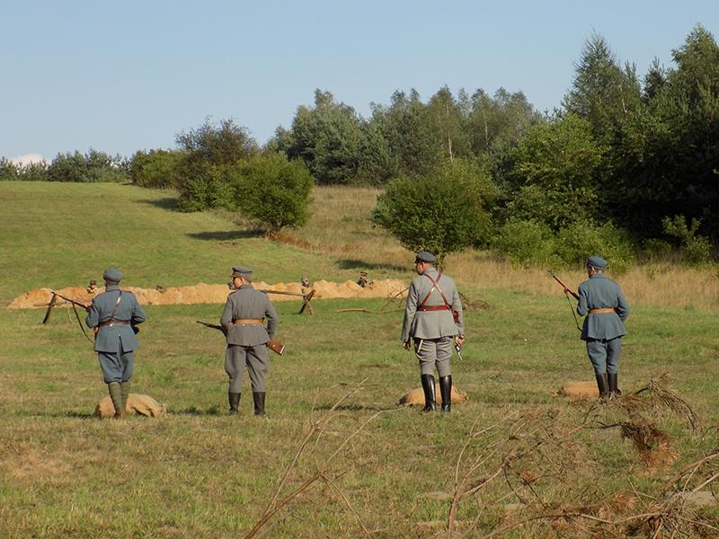 """IV Piknik Historyczny """"JURA 1914"""" w Krzywopłotach (09.09.2017 [046]"""