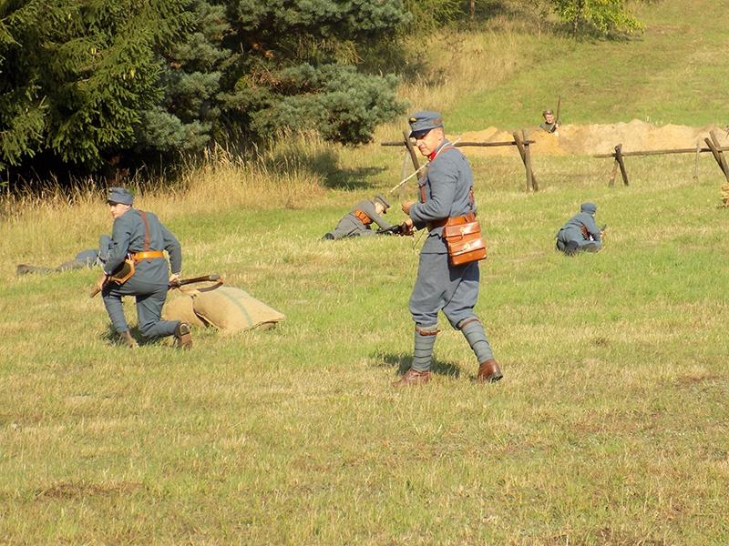 """IV Piknik Historyczny """"JURA 1914"""" w Krzywopłotach (09.09.2017 [052]"""