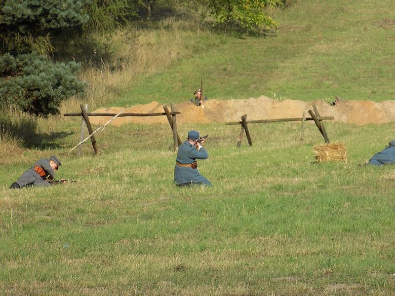 """IV Piknik Historyczny """"JURA 1914"""" w Krzywopłotach (09.09.2017 [053]"""