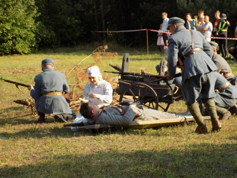 """IV Piknik Historyczny """"JURA 1914"""" w Krzywopłotach (09.09.2017 [060]"""