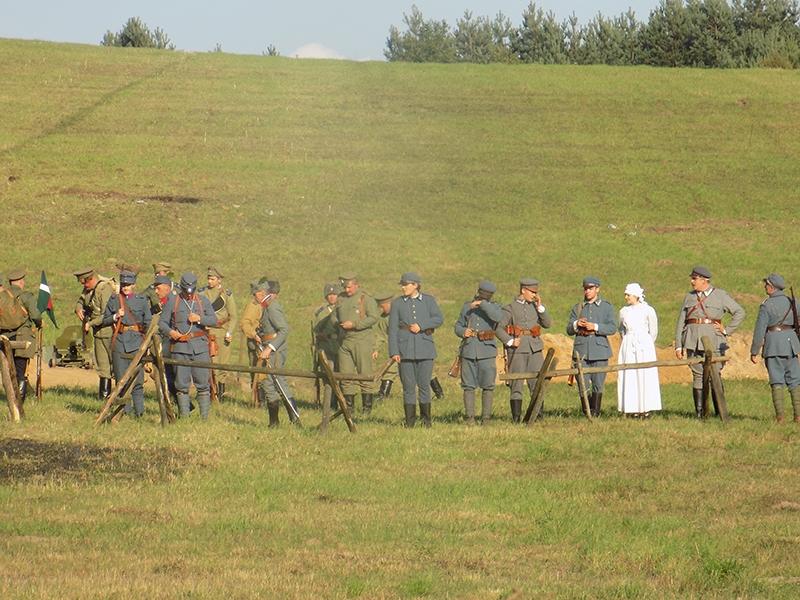 """IV Piknik Historyczny """"JURA 1914"""" w Krzywopłotach (09.09.2017 [064]"""