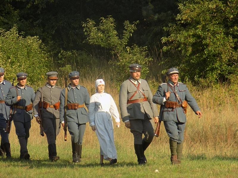 """IV Piknik Historyczny """"JURA 1914"""" w Krzywopłotach (09.09.2017 [065]"""