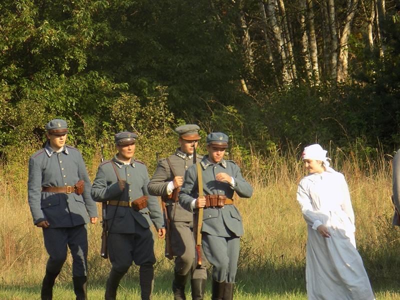 """IV Piknik Historyczny """"JURA 1914"""" w Krzywopłotach (09.09.2017 [066]"""