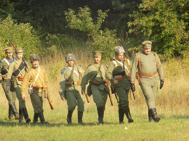 """IV Piknik Historyczny """"JURA 1914"""" w Krzywopłotach (09.09.2017 [067]"""