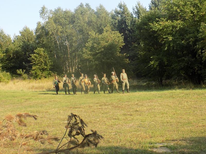 """IV Piknik Historyczny """"JURA 1914"""" w Krzywopłotach (09.09.2017 [068]"""